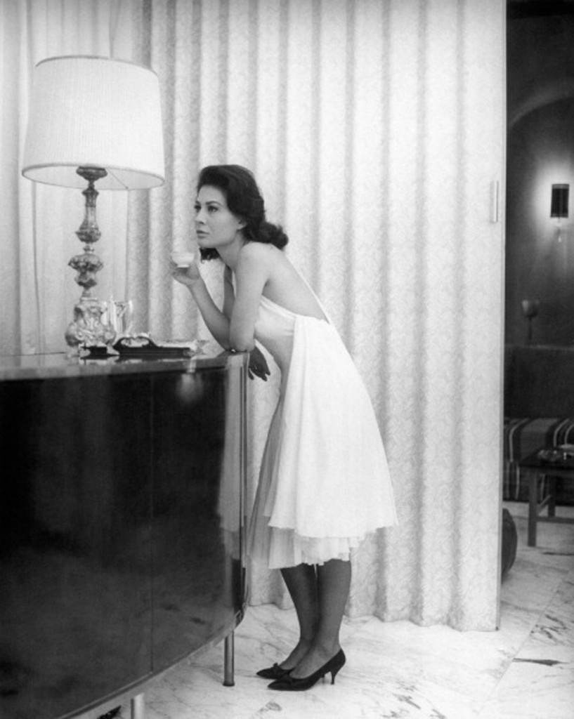 Franca Bettoja, 1957