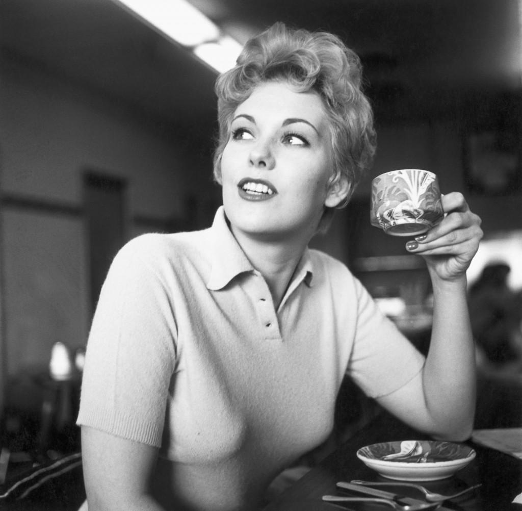 Kim Novack, 1955