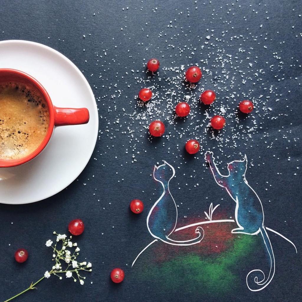 sabah kahvesi kediler günü
