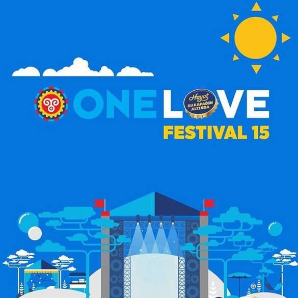 one love konser