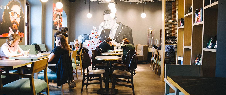 Ev Sıcaklığında 3.Nesil Kahve Deneyimi: Quppa Caffe
