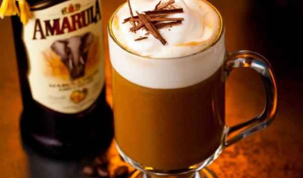 Kahve ve Amarula