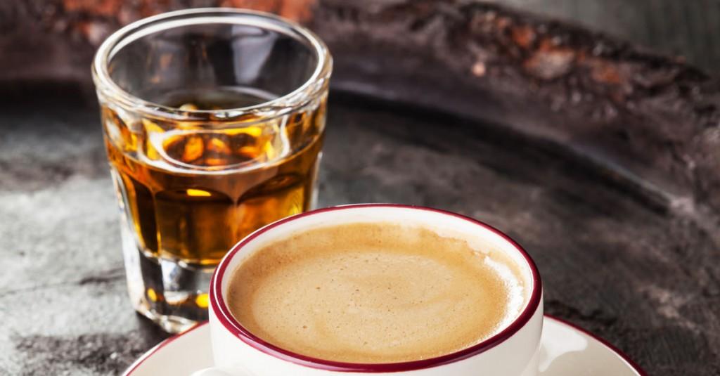 Kahve ve Whiskey