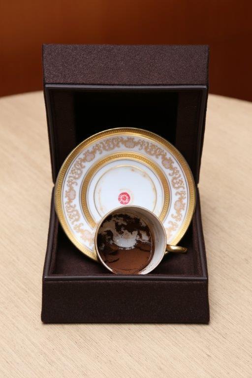 Atatürk'ün vefatından önce içtiği son kahve