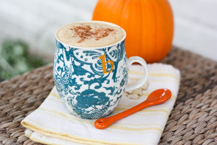 Sonbaharın lezzetli bebeği: Pumpkin Spice Latte tarifi
