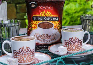 Yenilenen Ülker Türk Kahvesi keyiflere keyif katacak