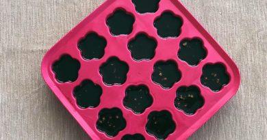 Ev Yapımı Rafine Şekersiz Fındıklı Çikolata