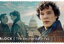 Sherlock Holmes Karakterleri Pul Oldu